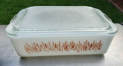 Procotor-Silex  Slow Cook Dish Autumn Harvest Wheat with Lid