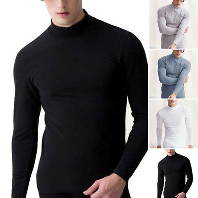 Mâle Pull Hommes Haut Pull Manches Longues Pull Grande Taille T Shirt Haut