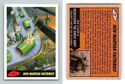 Mars Attacks Postcard Factory Boxed Limited Edition Card Set 10 Cards