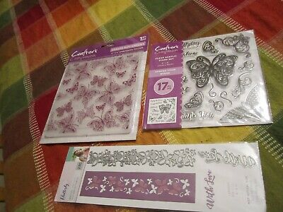 Christmas Stamps Snowman Metal Dies Embossing Folder Crafter/'s Companion UPick