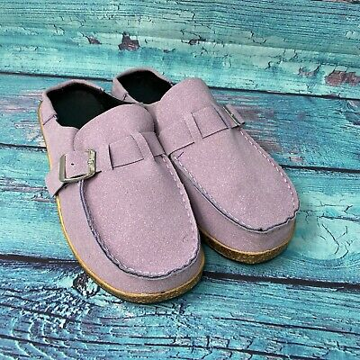 Womens Loafers Pumps Slip on Casual Flat Heel Slippers Mules Comfy Shoes Size