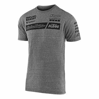 "kids Troy Lee Designs 2020 Team TLD KTM 4WP /""YOUTH/"" Navy size T-Shirt"