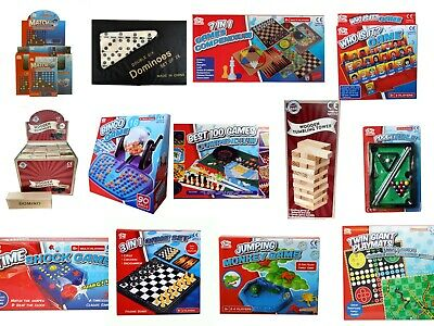 Board Games Traditional Classic Modern Full Size Family Kids Board Games and Toy