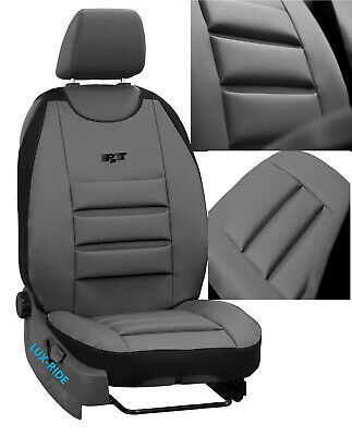 MERCEDES SPRINTER 2006-2014 ARTIFICIAL LEATHER /& ALICANTE TAILORED SEAT COVERS