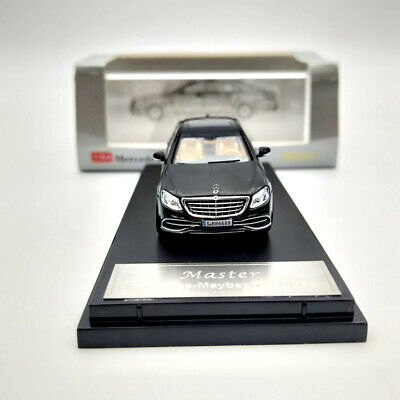 Master 1//64 Mercedes-Maybach S-Class Diecast Car Model Collection