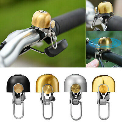 BELL Bicycle Mountain Bike Copper Bell High Quality Loudly Speaker New