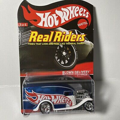 HOT WHEELS RLC PHILLIPS 66 BLOWN DELIVERY REAL RIDERS FREE SHIPPING QTY 1