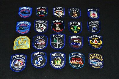 Vintage NYPD Tactical Patrol Force 1984 Patch See Store We have A Ton Of Patches