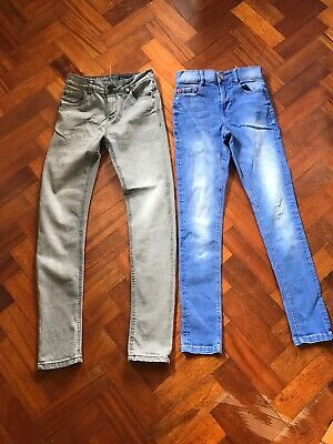 Boys Next Skinny Denim Jeans Size 12 Years