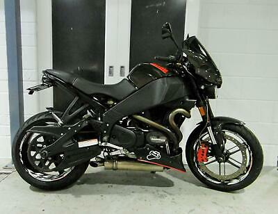 Buell Lightning XB12SS Carbon With Termigoni Exhaust 09/8K Stunning