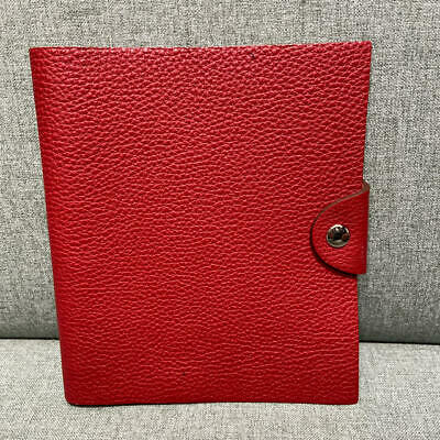 HERMES Notebook Cover