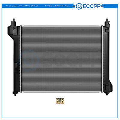 ECCPP Radiator 2469 fit for 2002 2003 2004 2005 2006 for Sentra SE-R Spec 2.5L