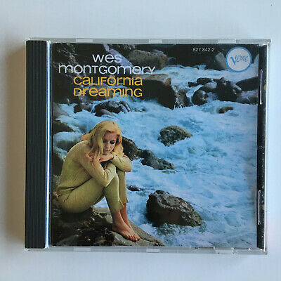 Wes Montgomery   California Dreaming   Verve 827 842-2    Jazz   US import VG