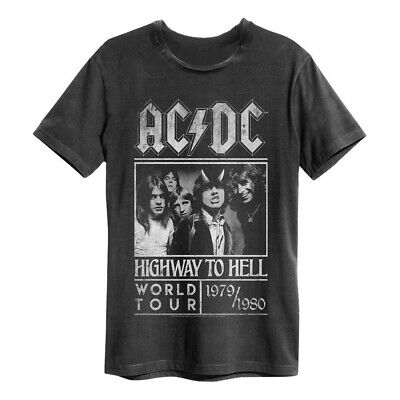 AC DC HIGHWAY TO HELL POSTER  Graphic Trending T-shirt