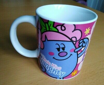 Little Miss Naughty / Little Miss Sunshine - MUG  - Hooray for Everybody - VGC