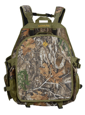 Nomad MG Turkey Hunting Vest Realtree Edge This price is for this weekend only