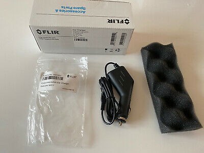 FLIR T198532 Car Charger - Ex and Cx Series