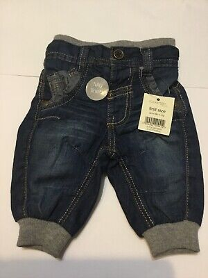 Brand New With Tags Baby Boys Jeans From George Age up to 9lb