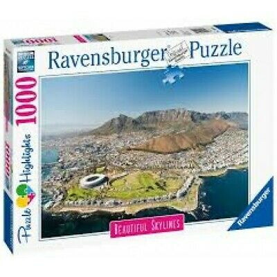 Ravensburger Puzzle 1000 Pz, Beautiful Skylines, Cape Town 140848