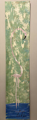 Ernest Lee Original Palm Tree Painting