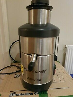 Robot coupe J80 Commercial juicer
