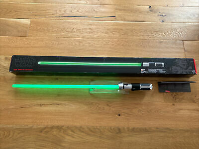 Star Wars Black Series Yoda Force FX Lightsaber Hasbro Boxed
