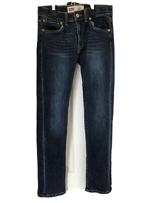Boys Levis Age 12 Skinny Fit Denim Jeans Great Condition