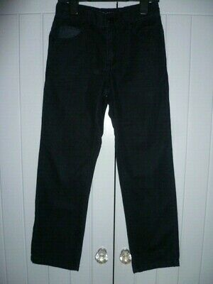 M&S Autograph dark blue jeans aged 8 years