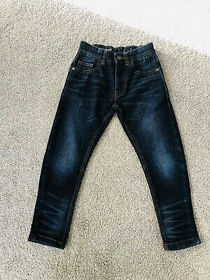 Boys Next 5 Years Dark Blue Jeans Carrot Style