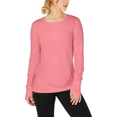 Ideology Womens Fitness Running Workout Shirts /& Tops Athletic BHFO 0545