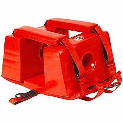 Kiefer Rescue 2 Universal Head Immobilizer Red