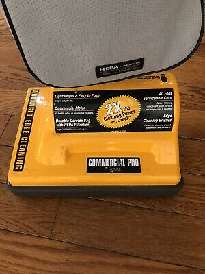 Commercial Pro By Royal Vacuum