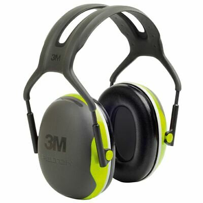 3M Peltor X4A Headband Ear Defenders - SNR 33dB NEW FREE UK POSTAGE