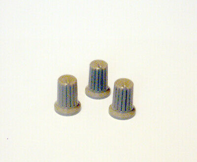 Small  equipment knobs x3