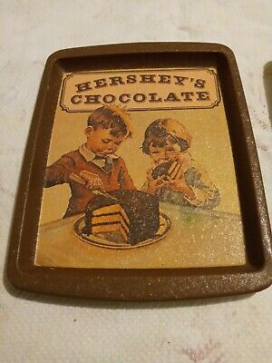 Vintage Hershey's Chocolate Tray