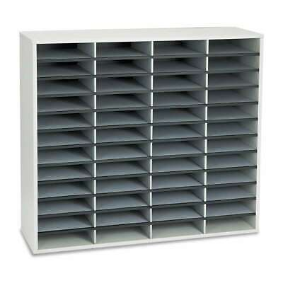 Fellowes Literature Organizer, 48 Letter Sections, 38 1/4 x 11 7 077511250811