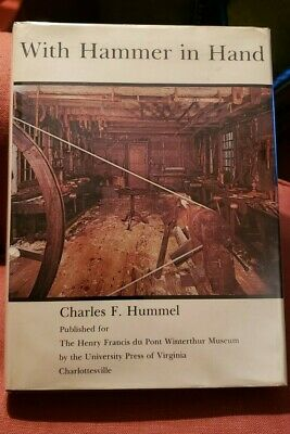 With Hammer in Hand by Charles F. Hummel - MINT CONDITION! - 1976 3rd Printing