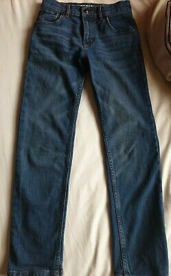 Boys Tu  Mid Blue  Straight Fit Denim Jeans Age 9-Years Bnwot