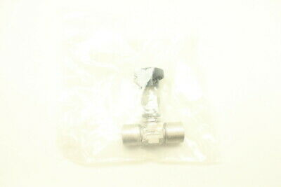 Swagelok SS-ORF2 Manual Stainless Needle Valve 5000psi 1/8in Npt