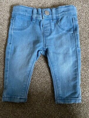 Baby Girl Jeans 0-3 months