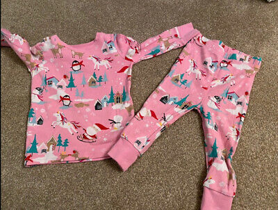 Next Baby Christmas Outfit / PJs Aged 9-12 Months