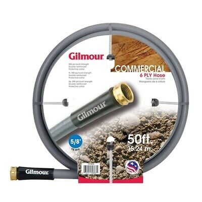 Gilmore 2958075 5/8 X 75FT 6PLY Commercial Hose