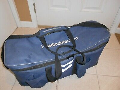 Radiodetection Carry Bag Rd 8100 Rd 8000 Rd 7100
