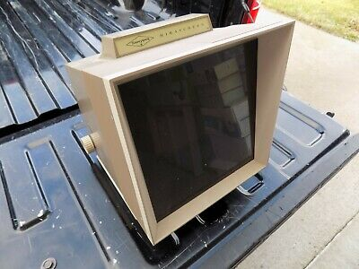 View-Master Sawyer's Tabletop Projector Screen For Kit Ds42 Display - Ultra Rare