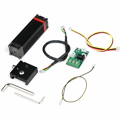 30W Laser Engraver Module Kit 8pcs Fixed Lens Laser Cutter Head Set with A0O3