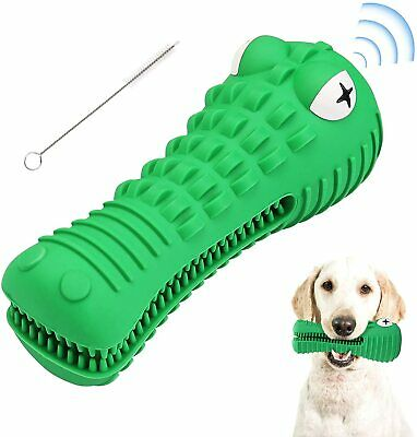 Dog Toys for Aggressive Chewers Large Medium Breed Dog Chew Toys Dog Toothbrush