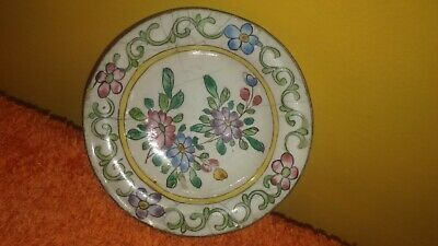 Cloisonne Small Trinket Dish..