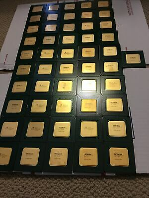 Hitachi Surface Mount Gold (if any) Chips Qty = 51 in 1 lot AFAME