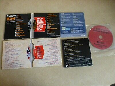 7 -Assorted Cd's Featuring Vintage Music