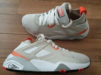 Puma Blaze Of Glory Trainers Youth Boys Size Uk6 Eu39 Genuine Good Condition
